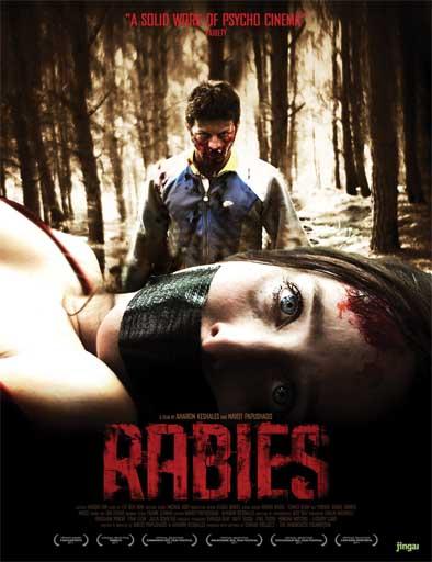Kalevet Rabies Rabia asesina (2010) DVDrip Sub Espanol [MEGA]