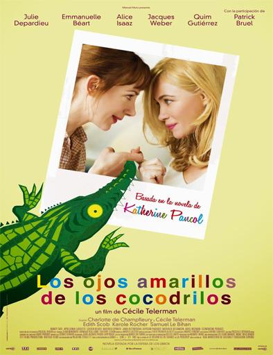 6ce8516e Ver Los ojos amarillos de los cocodrilos (2014) online