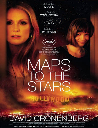 Polvo de Estrellas (Maps to the Stars) ()