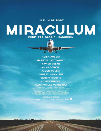 Miraculum poster Miraculum [2014] [BrRip] [Sub Español]