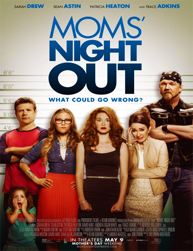 Moms' Night Out (Desmadres de madres)