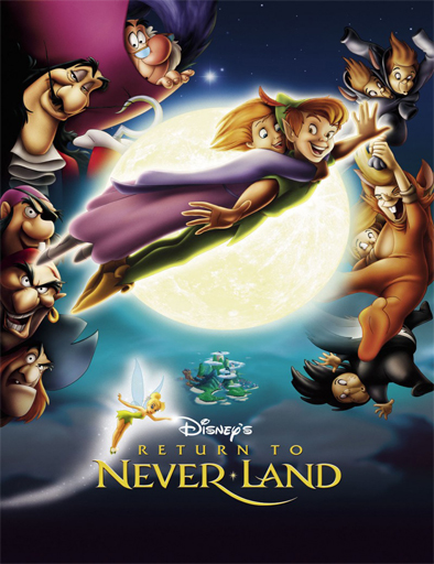 Ver Peter Pan: Return to NeverLand (2002) online