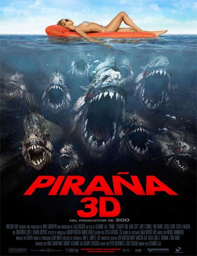 Ver piranha pira a 3d 2010 online for Ver 3d online