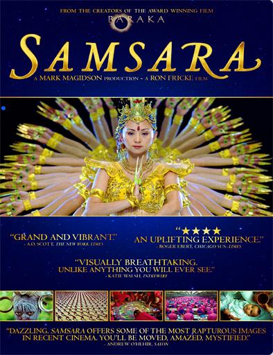 Ver Samsara (2011) online