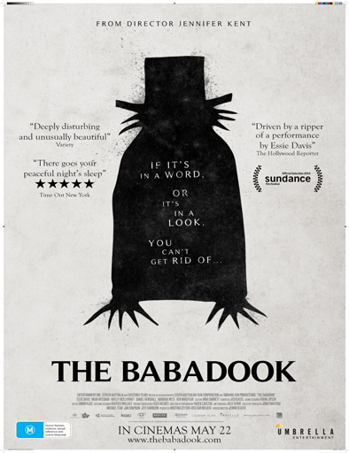 Poster de The Babadook