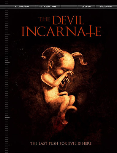 Ver Película The Devil Incarnate Online Gratis (2013)
