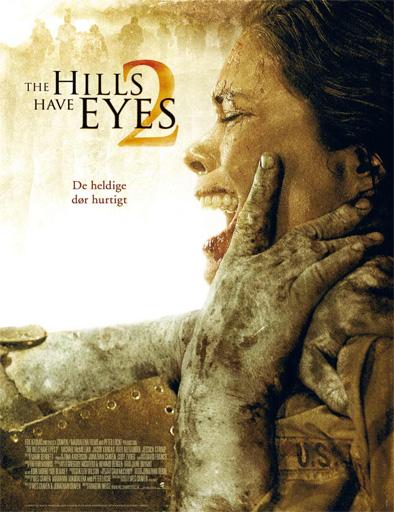 Ver Las colinas tienen ojos 2 (The Hills Have Eyes 2) (2007) online