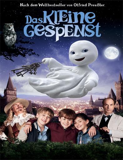 Poster de The Little Ghost