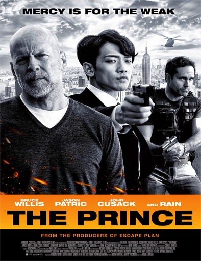 The Prince poster usa The Prince [2014] [Web DL] [Subtitulada]
