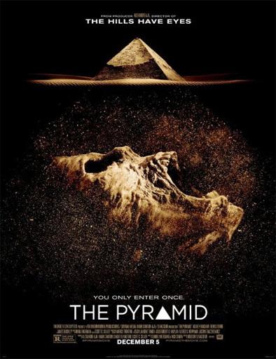 Poster de The Pyramid (La pirámide)
