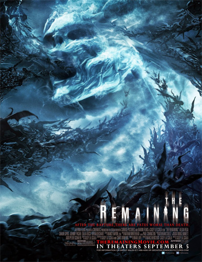Poster de The Remaining (El remanente)