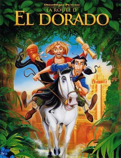 Poster de The Road to El Dorado (El camino hacia El Dorado)