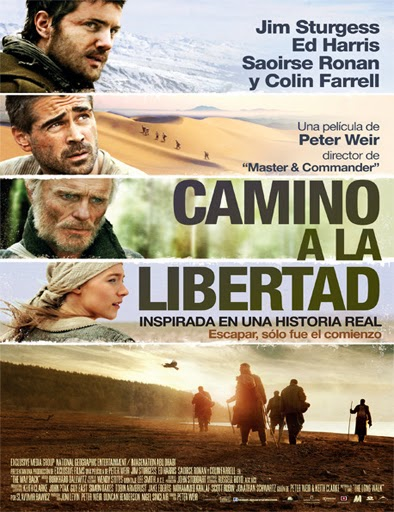 Ver The Way Back Camino A La Libertad 2010 Online