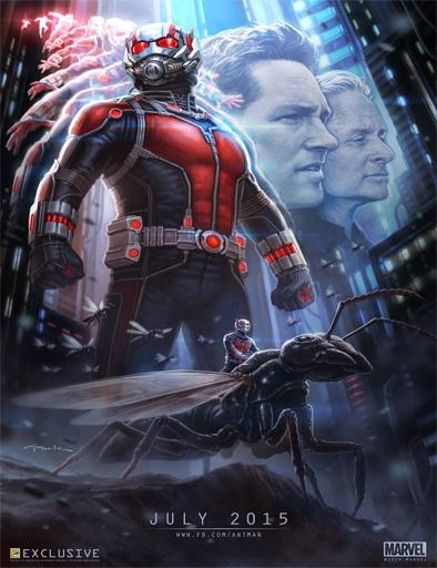 Poster de Ant-Man (El hombre hormiga)