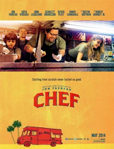 Ver Chef – Latino - 2014