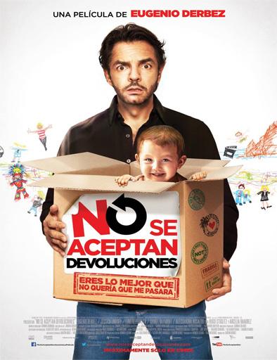 Poster de No se aceptan devoluciones