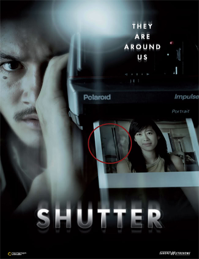 Poster de Shutter (Están entre nosotros)