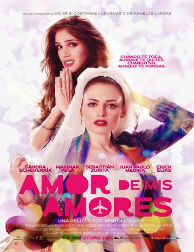 Ver Amor de mis amores (2014) Online