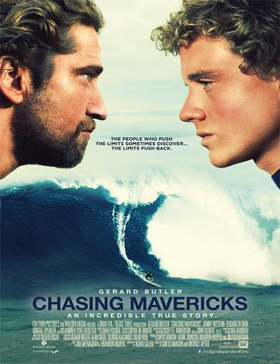 Poster de Persiguiendo Mavericks
