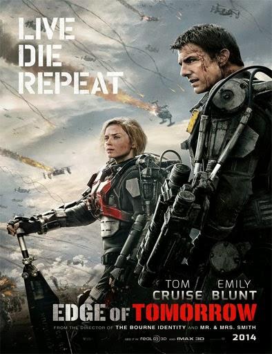 Poster de Edge of Tomorrow (Al filo del mañana)
