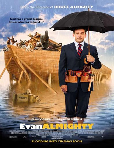 Sigo como Dios / Evan Almighty / Regreso del todopoderoso