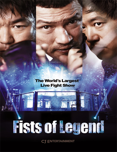 Fists of Legend (2013) Online