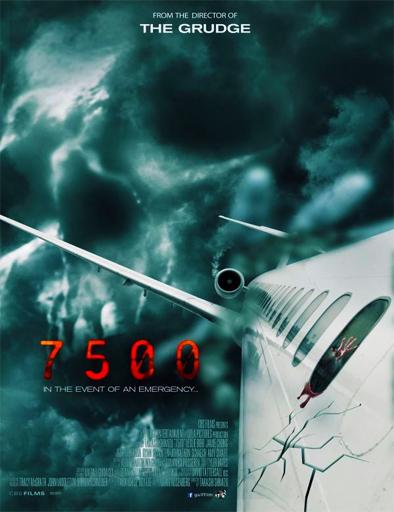 Poster de Flight 7500