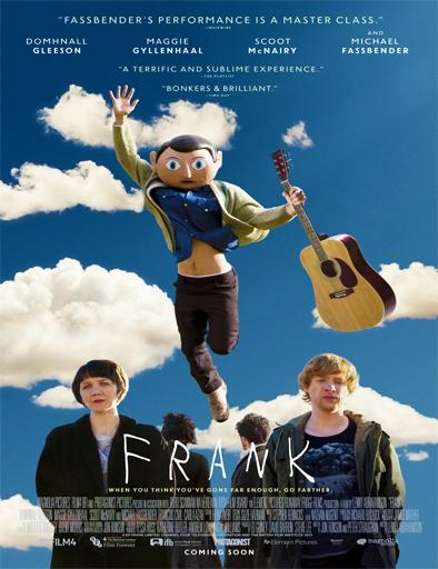 Frank poster usa Frank [2014] [BrRip] [Subs Español]