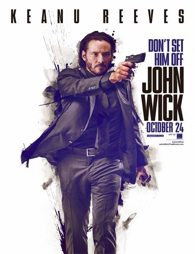 Poster de John Wick (Otro día para matar)