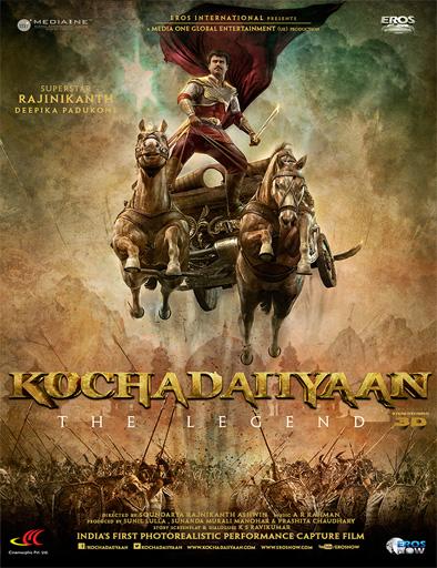 Kochadaiiyaan: The Legend (2014) BrRip Sub Espanol [MEGA]