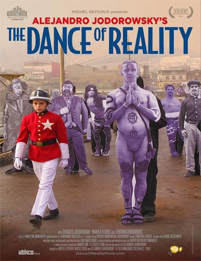 La danza de la realidad (2013) online