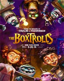 Poster mediano de Los Boxtrolls