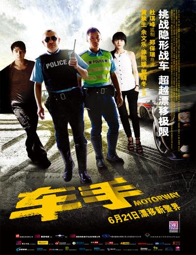 Poster de Motorway