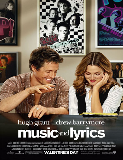 Poster de Music and Lyrics (Letra y música)