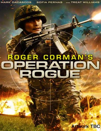 Operacion Rogue poster Operación Rogue [2014] [DvdRip] [Latino]