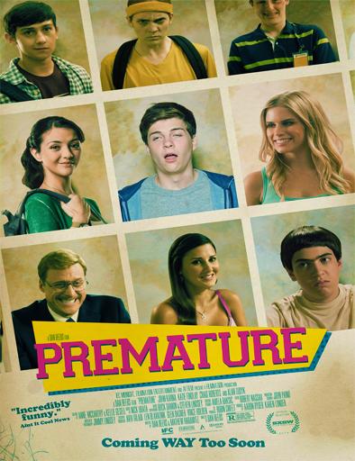 Poster de Premature