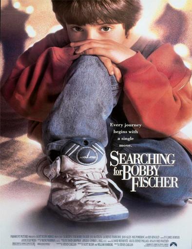Poster de Searching for Bobby Fischer (En busca de Bobby Fischer)