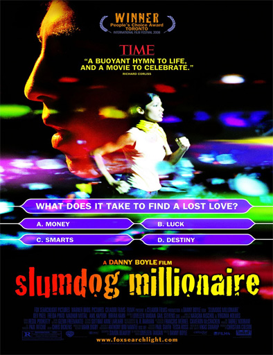 Slumdog Millionaire (Quisiera ser millonario)