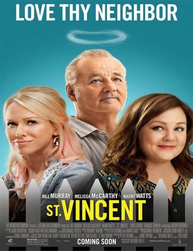 Ver St Vincent Un Vecino De Otro Mundo 2014 Online