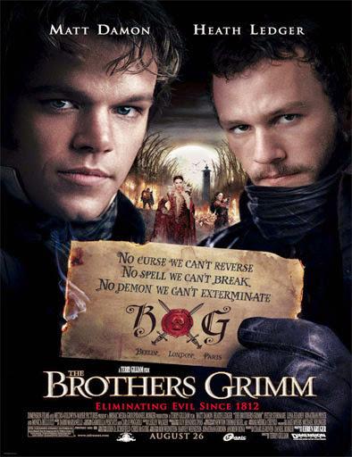 Poster de The Brothers Grimm (Los hermanos Grimm)