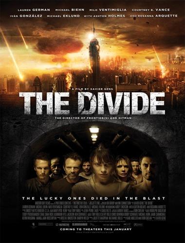 Aislados (The Divide) (2012) online