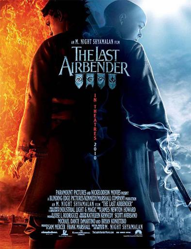 Poster de The Last Airbender (El último maestro del aire)