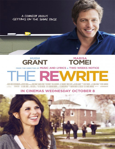 Poster de The Rewrite (Escribiendo de amor)