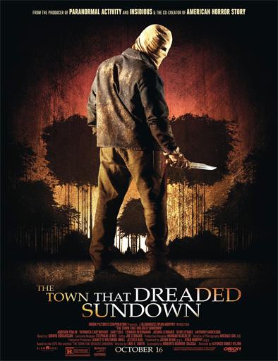 The Town That Dreaded Sundown (2014) online