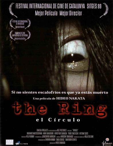 Poster de Ringu (El círculo)