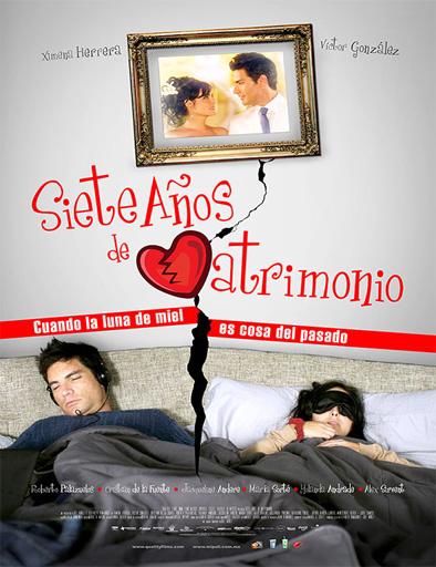 Poster de Siete años de matrimonio