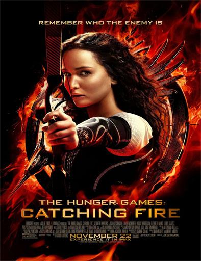 Poster de Los Juegos del Hambre: En llamas