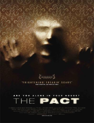 Poster de The Pact (El pacto)