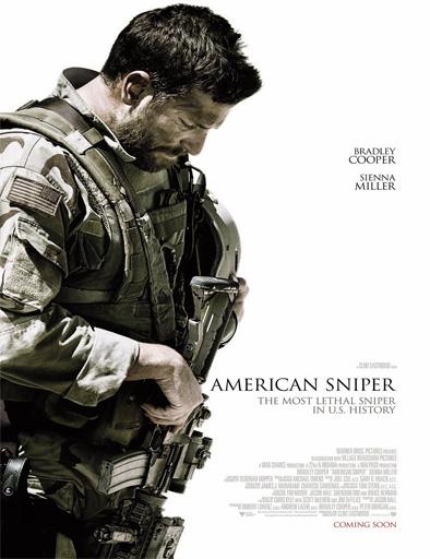 Poster de American Sniper (El francotirador)