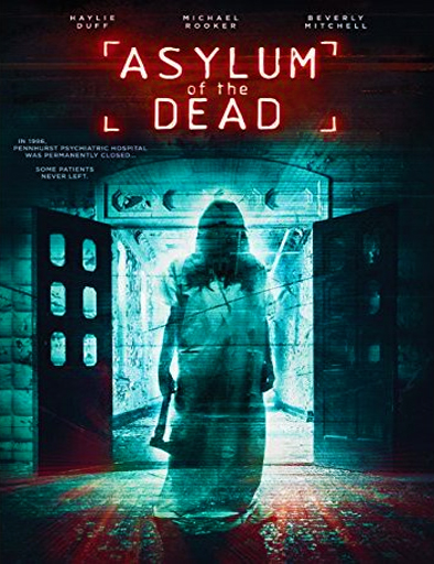 Asylum of the Dead [2014] [DvdRip] [Sub Español]